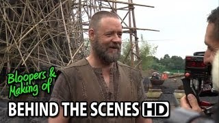 Noah (2014) Making of&Behind the Scenes (Part1/2)