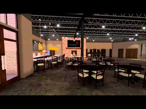 Choose Life Church Building Animation Design