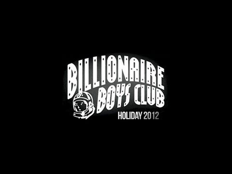 Billionaire Boys Club   Holiday 2012 Collection Lookbook | Video