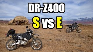 2. DRZ400E vs. DRZ400S Which Should You Buy?
