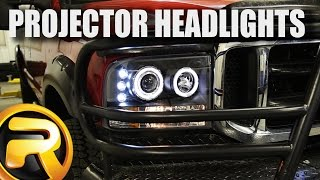 9. How to Install SPEC-D Projector Headlights