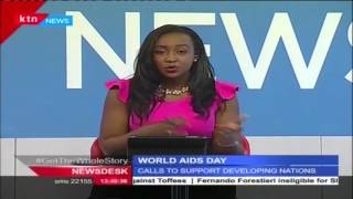 World Aids Day: Aggrey Aluso on the strides Kenya has made in HIV/Aids reduction