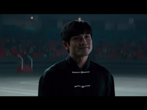 """The heated confrontation between Bruce Lee & Wong Jack Man in WWE Studios' """"Birth of the Dragon"""""""