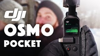 DJI Osmo Pocket | Hands-On Review