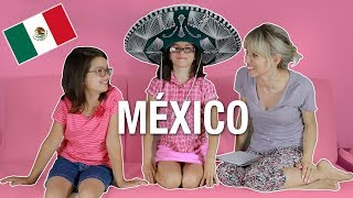 Amiguitos!!!!!!!En este video mis hermosas sobrinas me acompañan para contarnos un poquito sobre ellas, sus pasatiempos favoritos, y su primera impresión de México. Estuvieron allí por primera vez el verano pasado para mi boda, y durante 2 semanas conocieron ciudades como Orizaba, Cancun, Puebla, y la ciudad de México, (además de las carreteras de México porque se aventaron el viaje de CDMX a Cancun en coche). Ellas están super emocionadas de salir en el canal, y aunque no hablan español, esto puede servirles para refrescar su inglés!ACTIVEN SUBTÍTULOS PARA ENTENDER TODO :)Besos, ¡y gracias por acompañarnos!- HollyHi friends!In this video my beautiful nieces join me to tell us a little bit about themselves, their hobbies and their first impression of Mexico. They were there for the first time last summer for my wedding, and they spent 2 weeks getting to know cities like Orizaba, Cancun, Puebla and Mexico City, (plus they saw many roads as they went from Mexico City to Cancun in a 15 passenger van). They are super excited to be on my channel, and even though they don't speak Spanish, this can help you refresh your English if needed!TURN ON THE SUBTITLES TO UNDERSTAND EVERYTHING :)xo, thanks for joining us!- HollyFOLLOW ALONG!!!!YORKTOWN LYRICS: https://genius.com/Lin-manuel-miranda-yorktown-the-world-turned-upside-down-lyrics begins @10:50THE SCHUYLER SISTERS LYRICS: https://genius.com/Lin-manuel-miranda-the-schuyler-sisters-lyrics  @11:40GUNS & SHIPS LYRICS: https://genius.com/Lin-manuel-miranda-guns-and-ships-lyrics  @14:48LET'S CONNECT!WEBSITE: http://www.superholly.comInstagram: http://instagram.com/hollyradioTwitter: https://twitter.com/hollyradioFacebook: https://www.facebook.com/yosoyhollyBLOG: http://www.superholly.comFAQ SUPERHOLLYWhat's my channel about?http://bit.ly/2prbxgxHow often do I upload?http://bit.ly/2on2mcEWhy don't I name my subscribers?http://bit.ly/2oiBCKOHow long will I be doing YouTube?http://bit.ly/2nVNPsNHow did I learn Spanish?http://bit.l