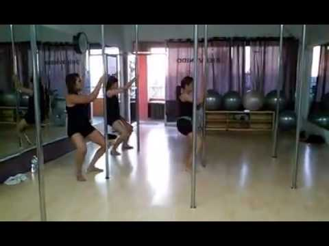 Pole Dancing To: After School-First Love (Practice Dance)