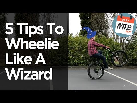How To Wheelie A Bike - A Complete Guide - 5 Steps
