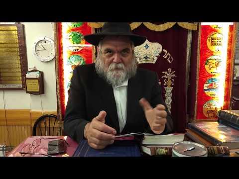 וידיאו 2 דקות על ברכות התורה ביאור התפילה 29