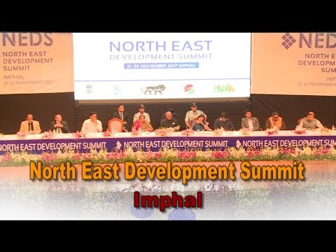 North East Development Summit | Imphal, Manipur