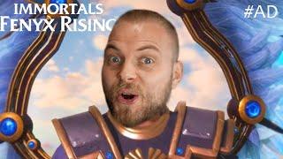 I AM YOUR NEW GOD!! - Immortals Fenyx Rising!