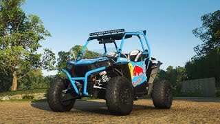 9. Polaris RZR XP 1000 EPS | Tuneo y Carrera Cross Country | Forza Horizon 4