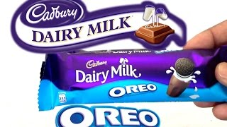 Snackinworld reviewing the Cadbury Diary milk oreo flavour. which is a new flavour that has oreo milk cream and bits of oreo biscuit in the middle. Awesome c...
