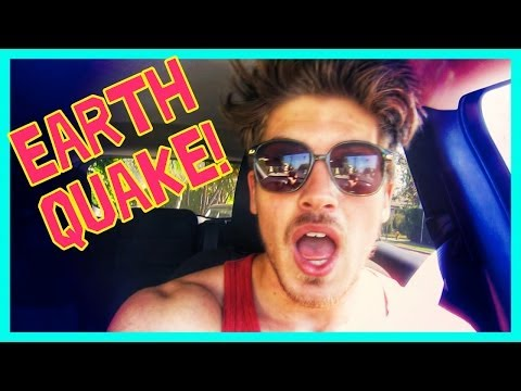 EARTHQUAKE REACTION!