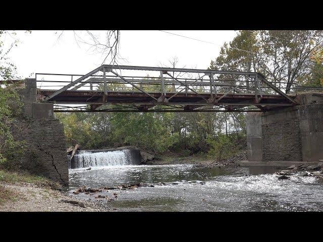 The  Weisenberger  Mill  Bridge,  Midway,  Kentucky