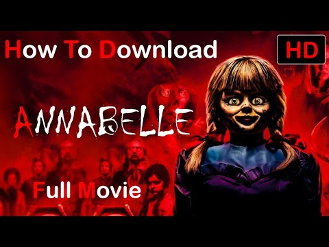 How to download Annabelle comes home full HD movie in Hindi/English TRICK-1#Annabelle#Annabellemovie