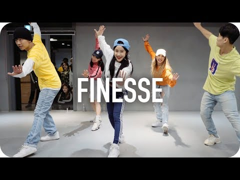Video Finesse (Remix) - Bruno Mars ft. Cardi B / Minyoung Park Choreography download in MP3, 3GP, MP4, WEBM, AVI, FLV January 2017
