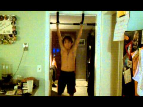 The Most Pull Ups?