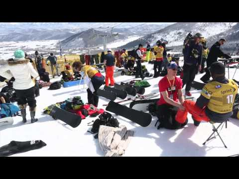 2013 Grand Prix Recap from Canyons Resort - ©Canyons Resort