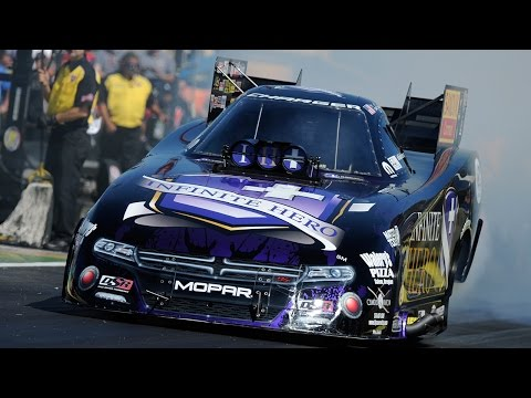 Jack Beckman just ran the quickest funny car 1/4 Mile ever