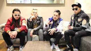 Far East Movement - 'Quick Catch-Up' - Interview | Dropout UK