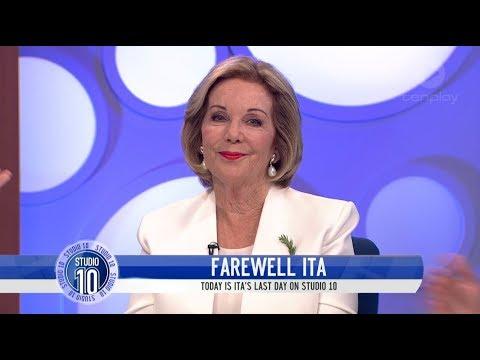 Ita Farewells Studio 10