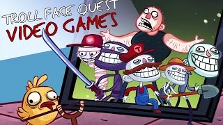 Troll Face Quest Video Games w Featuring Diep.io, Pokemon Go, Agar.io. Super Mario, Minecraft and Angry Birds Troll Face ...