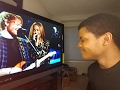 BEYONCE ft. Ed Sheeran & Gary Clark Jr. Stevie Wonder Tribute (REACTION)