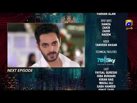 Fitoor - Episode 10 Teaser - 18th February 2021 - HAR PAL GEO