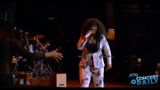 """Syleena Johnson performs new single """"Woman"""" live in the DMV 4K Quality"""