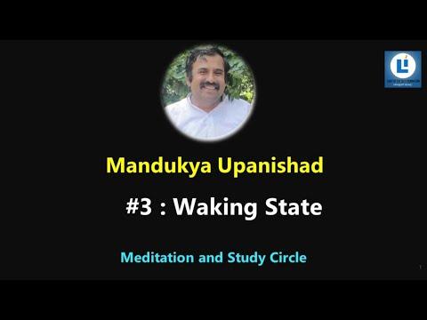 Waking State D3 #mandukyaupanishad #selfenquiry #vicharamarg #advaita#MandukyaUpanishad
