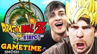 THIS GAME SUCKS DRAGON BALLS (Gametime With Smosh)