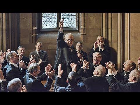 'Darkest Hour' Official Trailer (2017) | Gary Oldman, Lily James