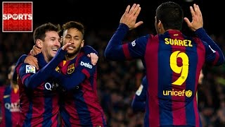 Messi, Neymar Or Suarez: Who Will LEAVE Barcelona First?, neymar, neymar Barcelona,  Barcelona, chung ket cup c1, Barcelona juventus