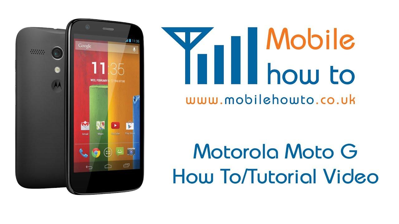 Descargar How To Close Open Apps – Motorola Moto G para Celular  #Android