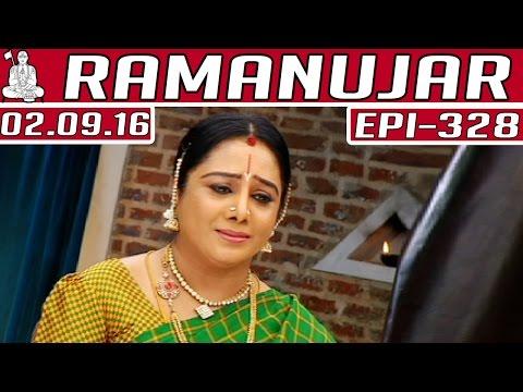 Ramanujar-Epi-328-02-09-2016-Kalaignar-TV
