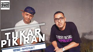 Video Youtuber = Rapper Palsu ?? Ft. TuanTigaBelas #TukarPikiran MP3, 3GP, MP4, WEBM, AVI, FLV Desember 2018