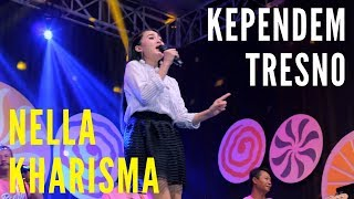 Video Nella Kharisma - Kependem Tresno ( Official Music Video ANEKA SAFARI ) MP3, 3GP, MP4, WEBM, AVI, FLV Maret 2019