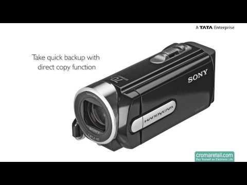 Sony DCR-SX22 Handycam Camcorder (Black)