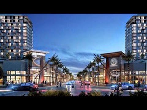 Mira el completamente nuevo Downtown Doral