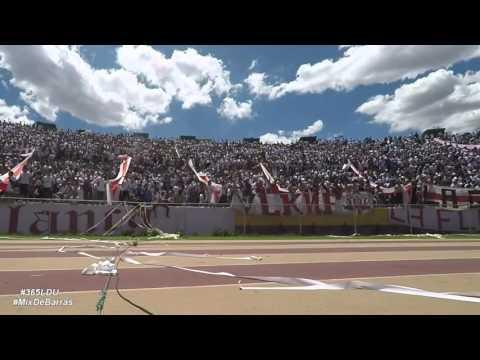 U Católica 2 vs LIGA DEPORTIVA UNIVERSITARIA 1 (Mix de Barras) - Muerte Blanca - LDU