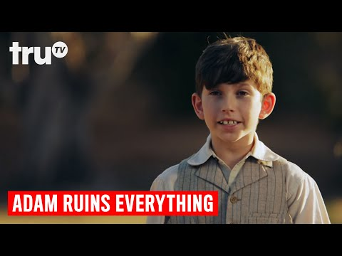 Adam Ruins Everything - The Awful Truth About Cowboys