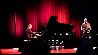 """Download Lagu Brad Mehldau & Joshua Redman """"You'd Be So Nice to Come Home To"""" @ Ancienne Belgique (Brussels) Mp3"""