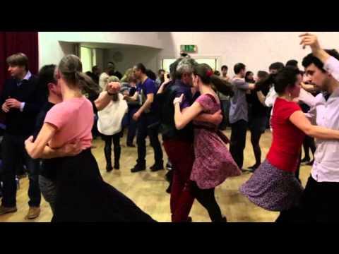 Hungarian Folk Dance in London | Táncház Londonban! 2014 (видео)