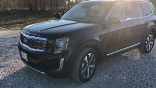 Five Things We Love About The Kia Telluride S