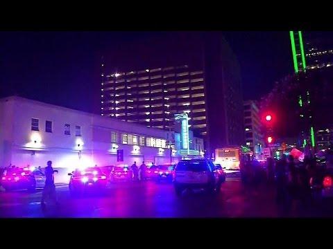 Ντάλας: Ελεύθεροι σκοπευτές γάζωσαν αστυνομικούς-4 νεκροί 8 τραυματίες