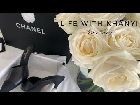 LIFE WITH KHANYI VLOG| Paris•