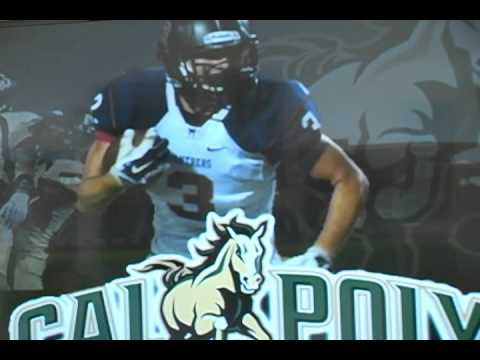Cal Poly Football NLI -- Video Highlights