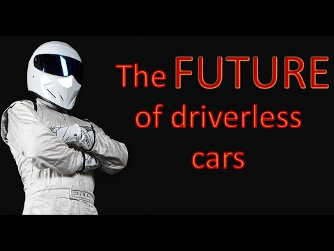 6 Levels Of Autonomous Cars - Would You Trust A Computer?