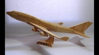 Video Boeing 747 Com Palitos - Boeing With Popsicle Stick MP3, 3GP, MP4, WEBM, AVI, FLV Agustus 2018