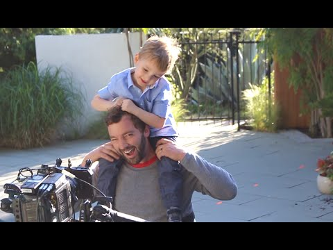 FATHER & SON DO COMMERCIAL!